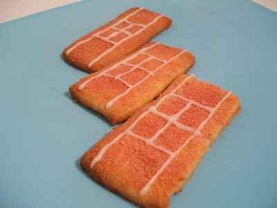 recette - biscuits 'terre battue'