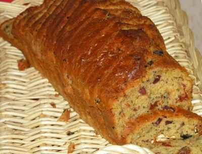 recette - cake aux saveurs provençales