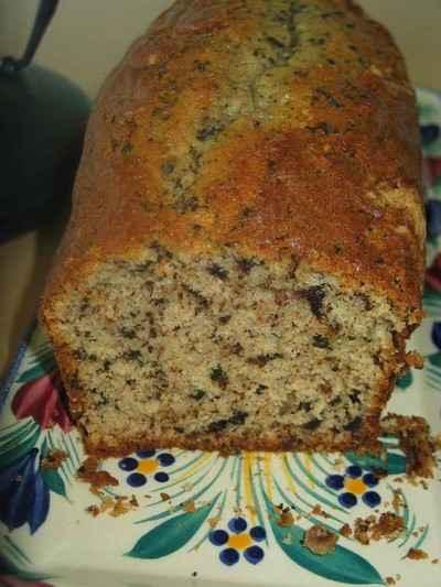 Cake Recette Facile Chocolat : Recette cake chocolat noisettes: Facile et rapide