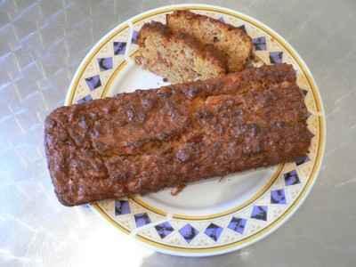 recette - cake espagnol