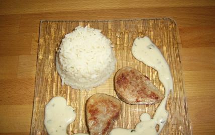 recette - filet mignon de porc au parmesan