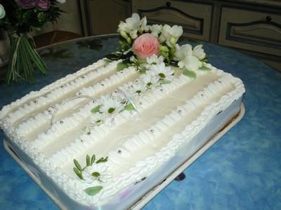 recette - gâteau anniversaire