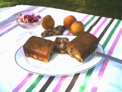 recette - gateau autrichien aux poires