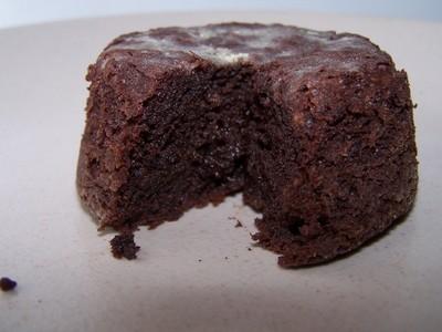 recette - gâteau de la danseuse