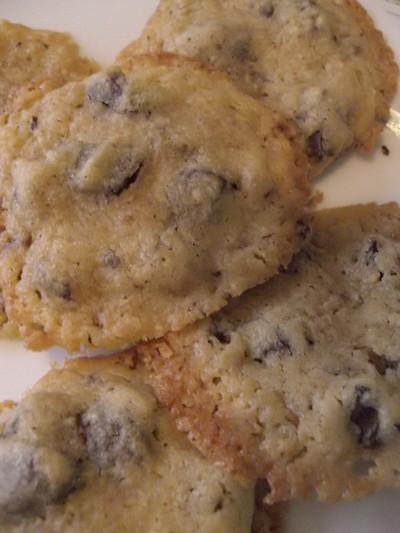 recette - les cookies de marion