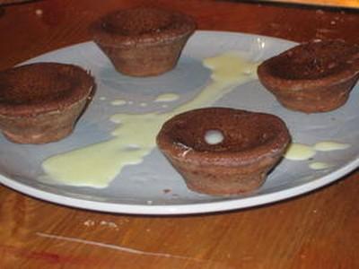 recette - moelleux au chocolat à la paul bocuse