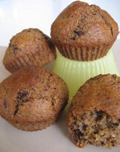 recette - muffins 100% diététique