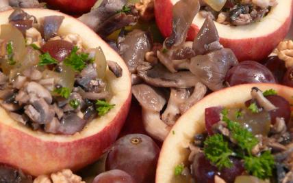 recette - navarin d'agneau sauce vigneronne aux saveurs d'automne