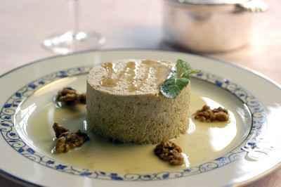 recette - biscuit moelleux aux noix du périgord et à la crème de noix