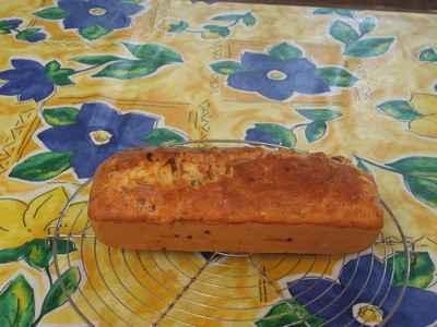 Recette cake sal au jambon et aux olives facile et rapide - Recette cake aux olives et jambon ...