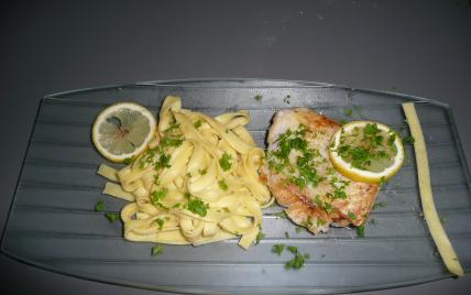 Recette filet de julienne meuni re facile et rapide - Cuisiner filet de julienne ...