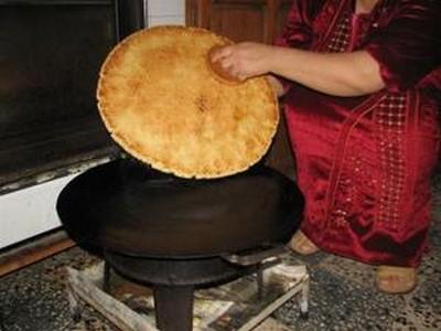 recette - galette algérienne
