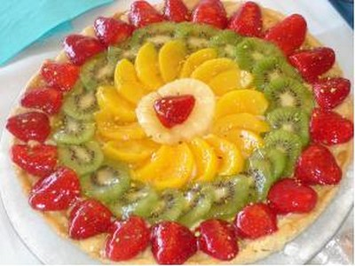 recette - la ronde des frutis