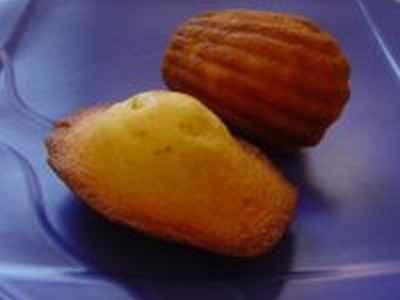 recette - madeleines à l'ancienne