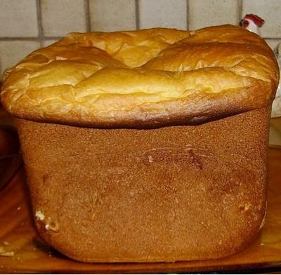 recette - pain brioché (750 g)