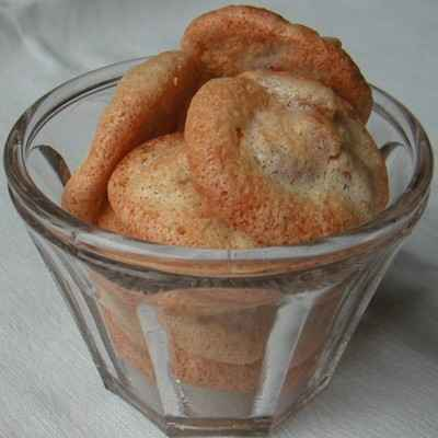 recette - palets d'épeautre aux abricots secs