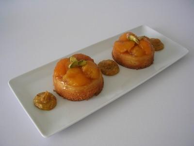 recette - sablés aux abricots et aux pistaches