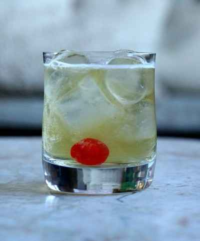 recette - vodka egg sour