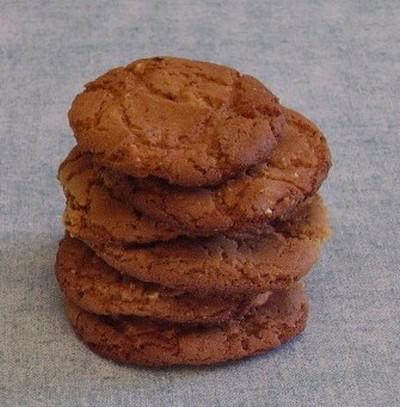 recette - cookies aux noisettes