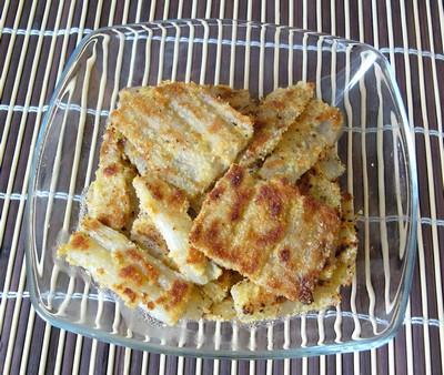 Recette c tes de blette pan es facile et rapide - Comment cuisiner les cotes de blettes ...