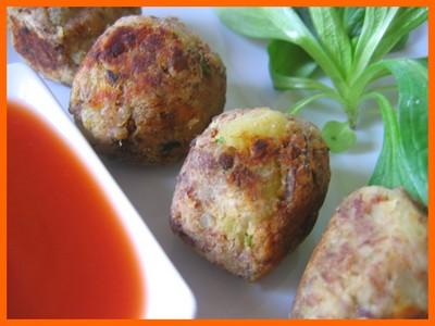 recette - croquette de pommes de terre au pot au feu