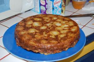 recette - gateau de pomme de terre