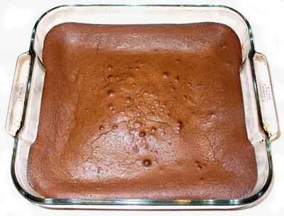 recette - gâteau fondant au chocolat et aux petits suisses