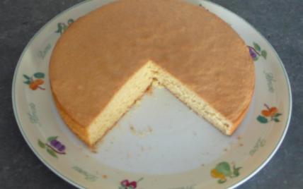 recette - gâteau picard