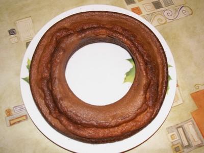 recette - le gâteau inratable