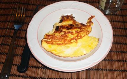 recette - omelette aux aillets