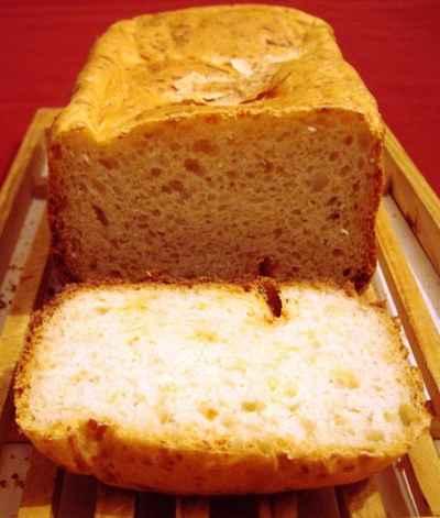 recette - pain à l'emmental