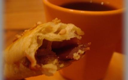 recette - bonbons feuilletés au carambar