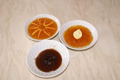 recette - confiture de melons jaunes et de citrons