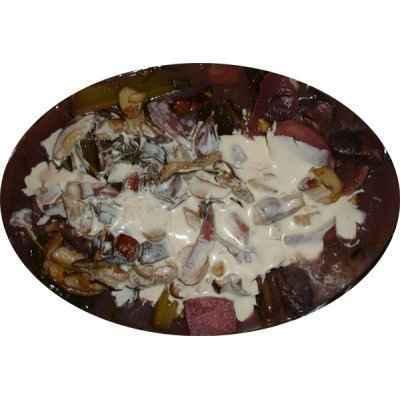 recette - cuissot de chevreuil aux cèpes