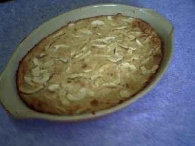 recette - gâteau aux biscottes