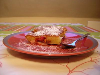 recette - gâteau aux prunes maison