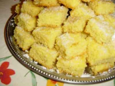 recette , gâteaux à la semoule orientaux