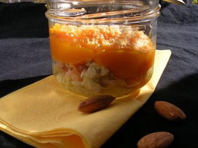 recette - gratiné de potimarron à l'amande et fruits de mer comme un fish pie