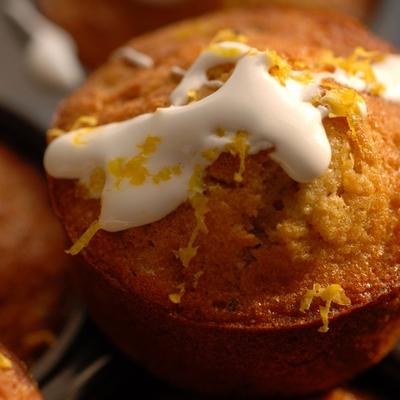 recette - muffins aux courgettes acidulées