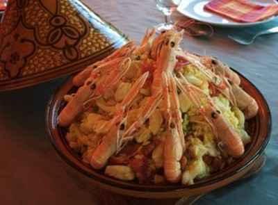 recette - paella maison