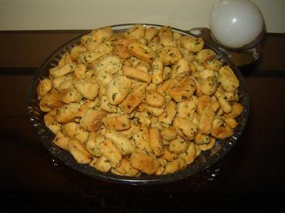 recette - petit fekkas salé au persil