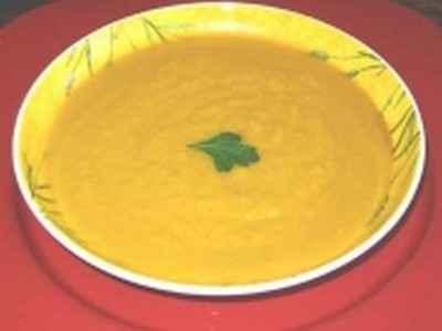 recette - soupe pour maigrir