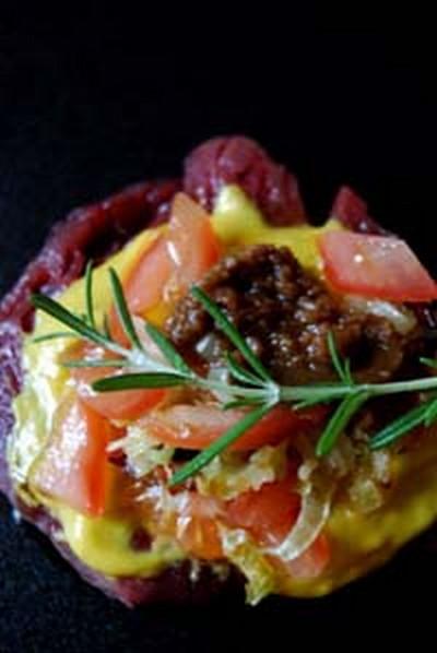 recette - steak à l'unilatéral