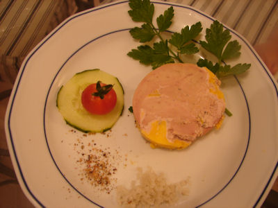 recette - terrine de foie gras maison