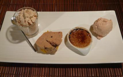 recette - variations autour du foie gras