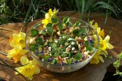 recette - boutd'nez de printemps