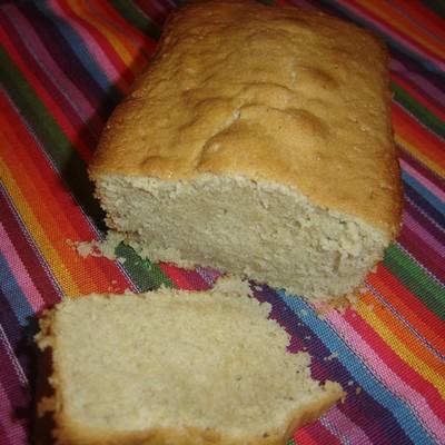 recette - cake cannelle fleur d'oranger