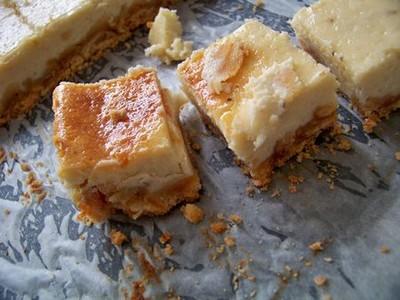 recette - cheesecake à la fève tonka