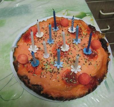recette - cheesecake a la fraise tagada