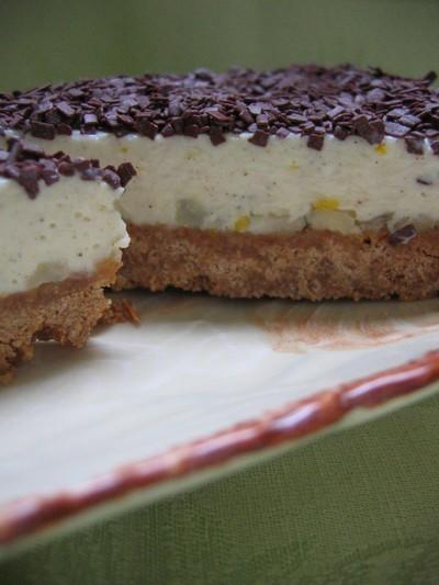 recette - cheesecake aux deux citrons